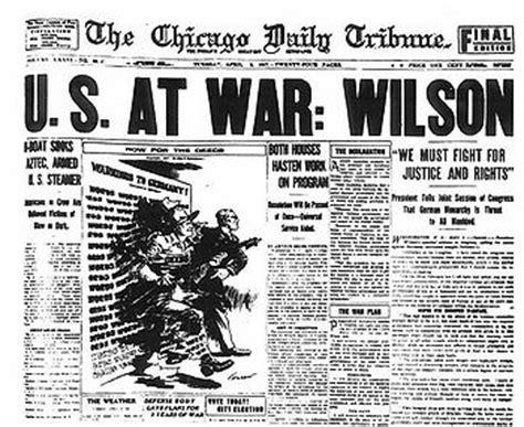 digital history of America 1900-1920    Wilson   foreign affairs