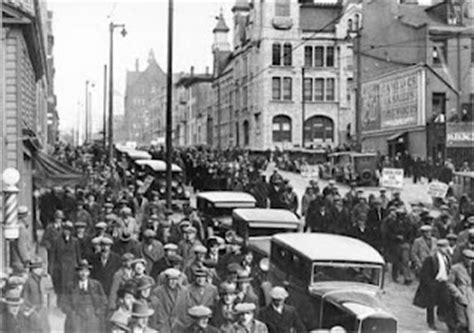digital history of America 1900-1920   economy