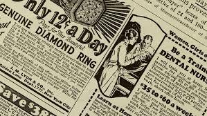digital history of America 1920=1932 | media