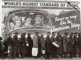 digital history of America 1920=1932 | economy