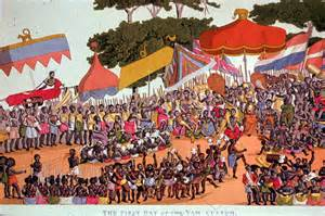 digital history of colonial Africa | society