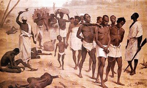 digital history of colonial Africa | slavery