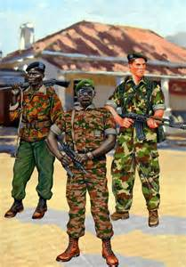digital history of modern Africa | power