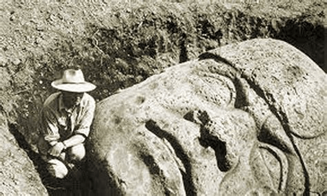digital history of the Early Americas | Olmec | culture