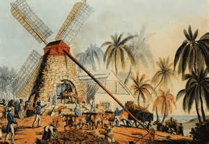 digital history of colonial Latin America | West Indies | economy