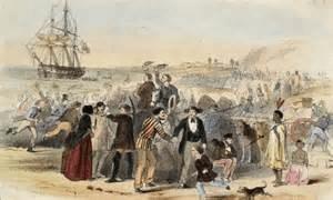 settlement of New Zealand