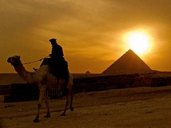 digital history of Egypt environment
