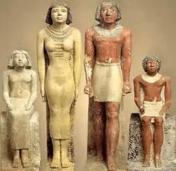 digital history of Egypt family