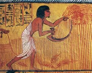 digital history of Ancient Egypt | economy