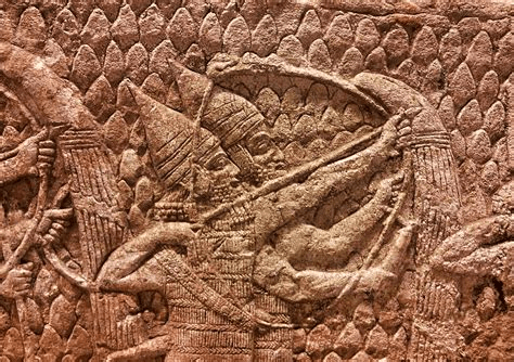 digital history of the Near East | Assyria | militart