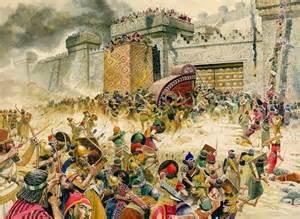 Babylonia | invasion