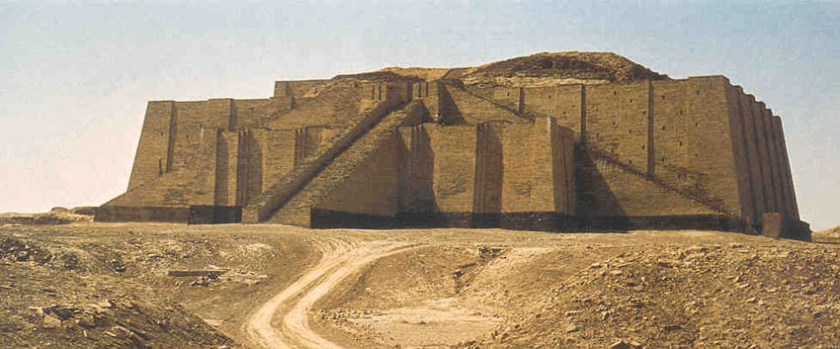 digital history of the Near East | temples