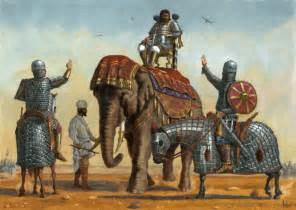 digital history of Persia | military