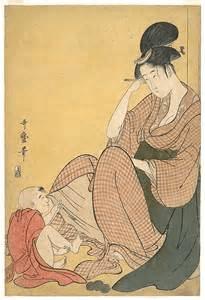 digital history of Japan   Edo Period   women