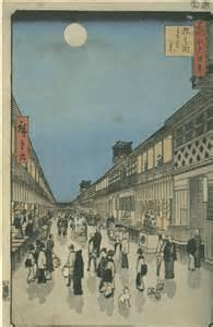 digital history of Japan   Edo Period   art