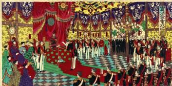 digital history of Japan   Meiji Period   progression of power