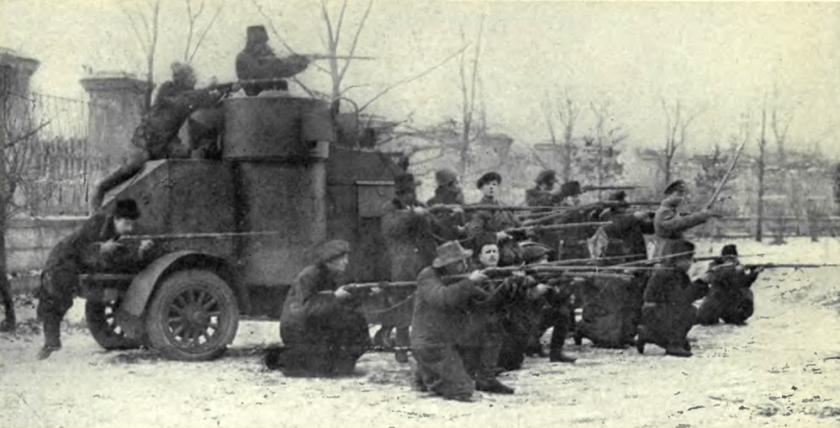 Russian Revolution | civil war