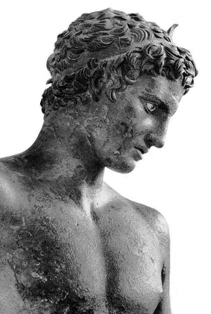 digital history of society in Greece | men