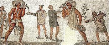 digital history of society in Greece |  |slavery | ethos
