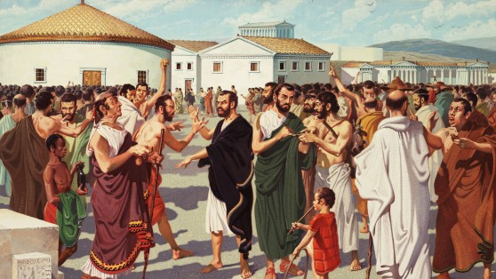 Athens| society