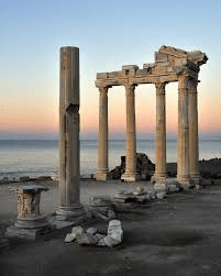 digital history of society in Greece |  Ionia | Colophon