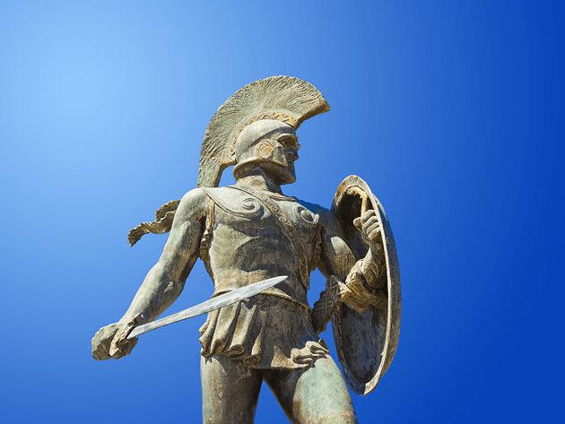 Sparta | society