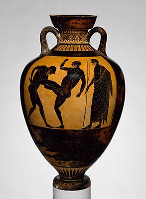 vases | Black-Figure style