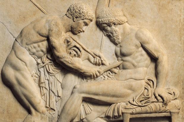 digital history of the Classical Era | surgery