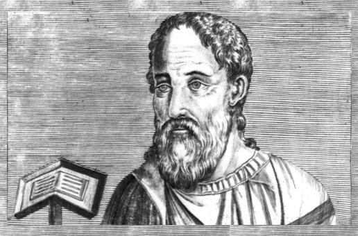 digital history of culture in Rome | Eusebius