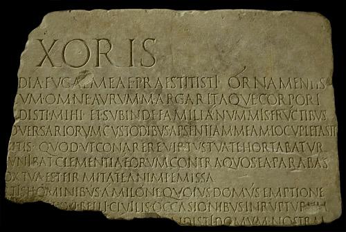 Lucretius | writings