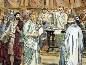 digital history of power in Rome | criminal courts
