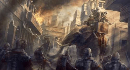 digital history of the Early Republic | Second Punic War