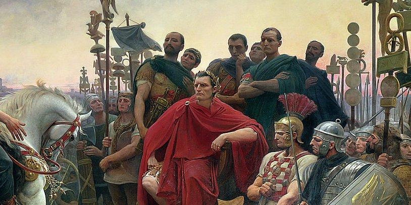 Caesar | early career