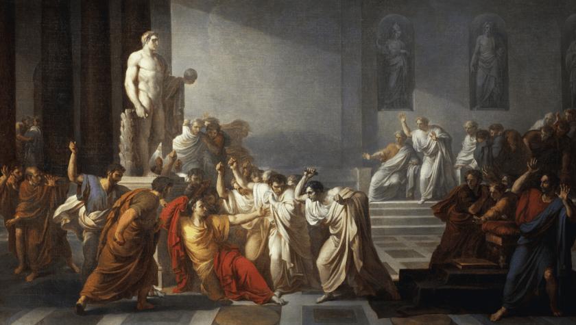 Caesar | demise