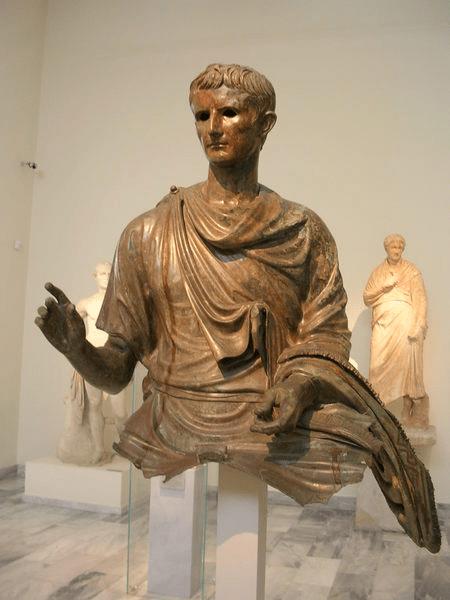 Augustus | progression of governance