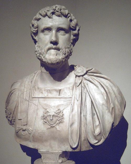 digital history of the Roman Empire | Antonine Dynasty