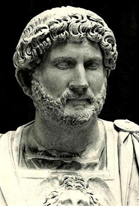 digital history of the Roman Empire | Hadrian