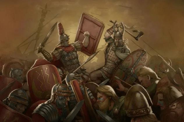 Gaul | conquest