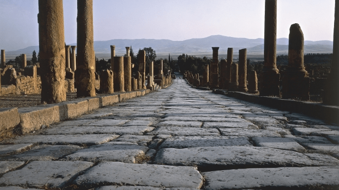 infrastructure   roads