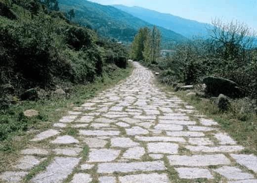 Roman roads   highways