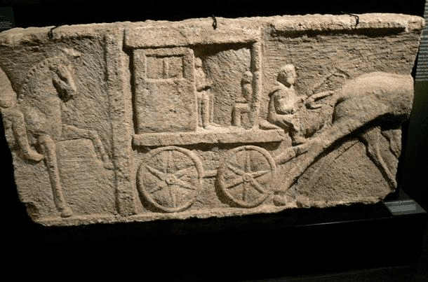 digital history of the economy of Rome   travel