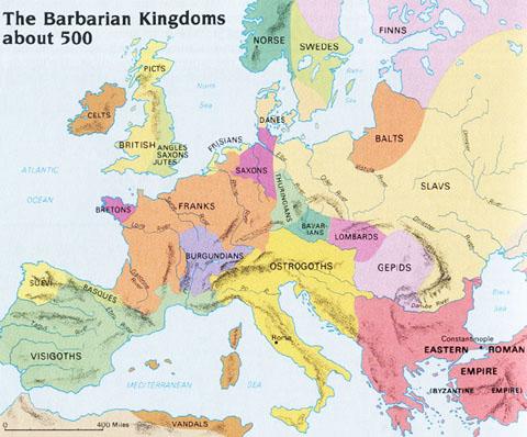 barbarian kingdoms