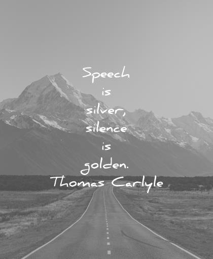 Silent Quotes : silent, quotes, Silence, Quotes