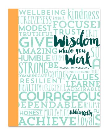 Wisdom While You Work Journal Cover