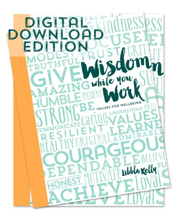Wisdom While You Work Digital Download Cover