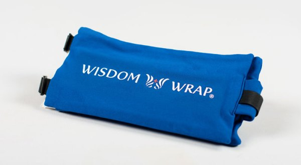 WISDOM WRAP® Heat Therapy Wrap for Neck and Head Pain