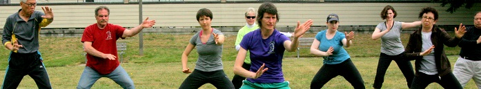 Spiral Energy Qigong - The Ba Fa Pan Gen Intensive