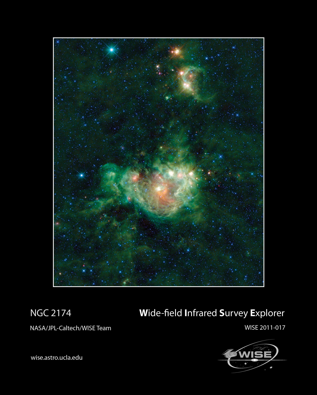 Azul conhecida como HR2190 que é na verdade uma estrela anã vermelha.