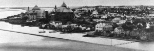 Galveston about 1881