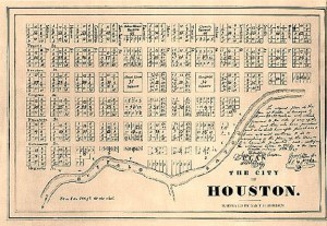 Houston-1837-plan